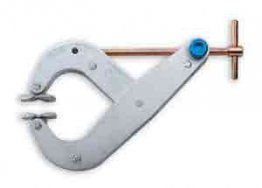 """Shark Clamp 6.5"""" (StrongHand Tools)"""