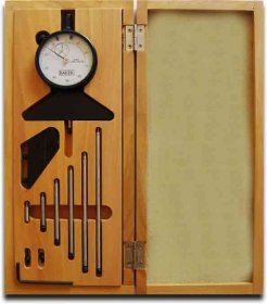 Dial/Pit Gauge Metric (GAL Gage)