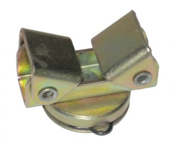 Clip On V Pad for MagSpring Utility Clamp by Stronghand Tools