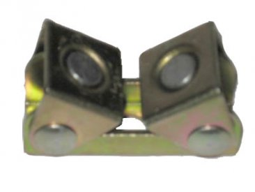 Magnetic V Pads for MagSpring Utility Clamp by Stronghand Tools