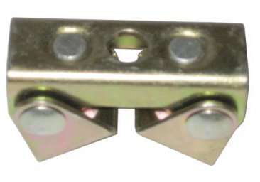 Bottom of Magnetic V Pads for MagSpring Utility Clamp