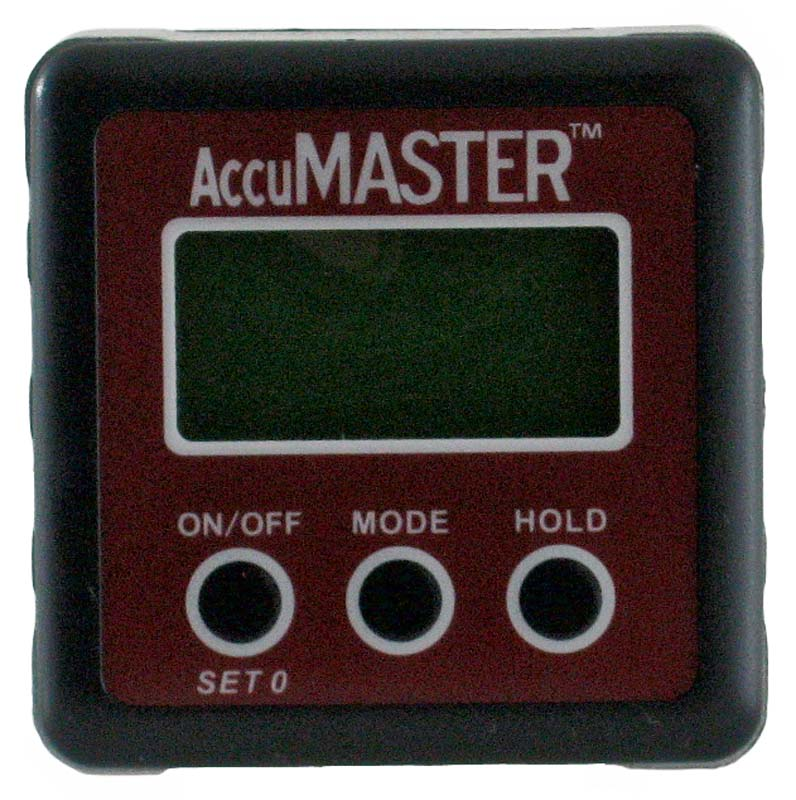 AccuMaster Digital Angle Gauge (Calculated Industries)