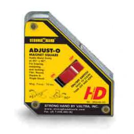 Adjust O Magnets Square 80 lbs (StrongHand Tools)