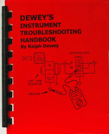 Deweys Instrument Troubleshooting Handbook