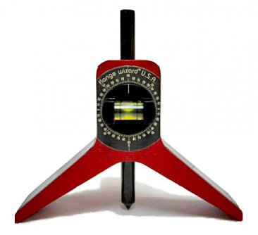 Standard Centering Head Magnetic by Flange Wizard