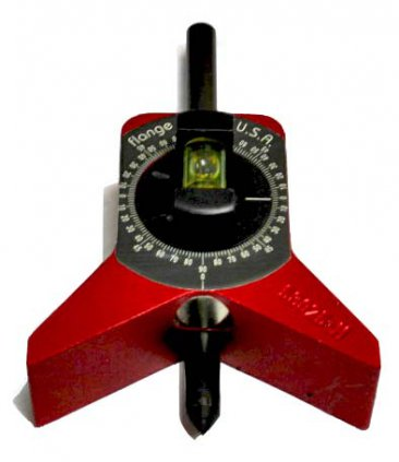 Small Magnetic Center Finder by Flange Wizard