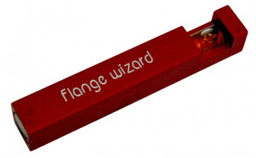 Magnetic Tape Holder by Flange Wizard