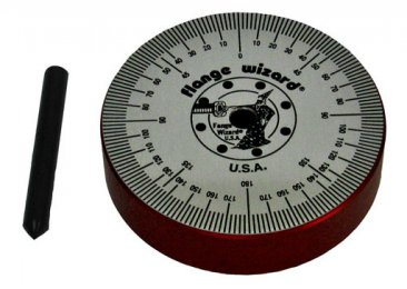 Magnetic base with straight pin