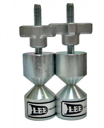 Threaded Relase Pins by Lee Tools