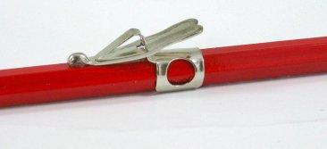 Pencil Clip on Red Riter Pencil