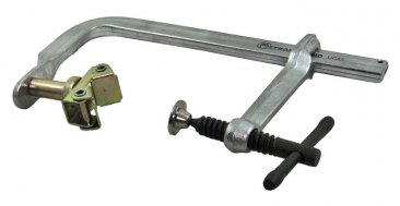 4 in 1 Utility Clamp with Accessory Pack attached