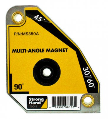 Multi Angle Magnet Square by Stronghand Tools